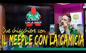 Cocorido 2 La vendemmia - Due chiacchiere con il Meeple con la Camicia