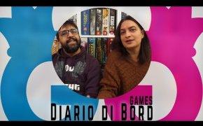 Diario di Bord...Games! 20 - 26 novembre 6 giochi da tavolo giocati - Vlog #86