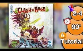 Come si gioca a CLASH of RAGE? | TUTORIAL