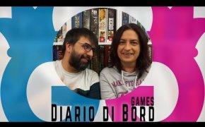 Diario di Bord...Games! 27novembre - 3dicembre 9 giochi da tavolo giocati - Vlog #87
