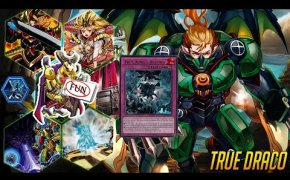 True Draco Deck Profile ft. Golden Lord | YuGiOh!