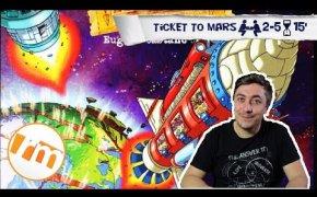 Ticket to Mars - Recensioni Minute [332]