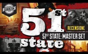 51st State: Master Set - Recensione