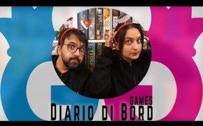 Diario di Bord...Games! 4-10 dicembre 6 giochi da tavolo giocati - Vlog #88