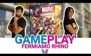 Marvel Champions, Partita Completa al Gioco di Carte dei Super Eroi di film e fumetti!