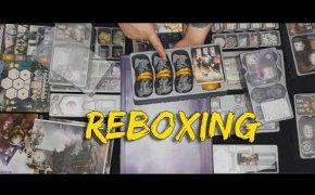 Anachrony Infitiny box upgrade pack - Reboxing