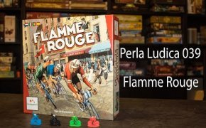 Perla Ludica 039 - Flamme Rouge
