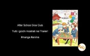After School Dice Club (Tutti i giochi mostrati nel trailer) - Approfondimento [008]