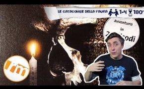 Exit: Le catacombe della paura (Escape room) - Recensioni Minute [336]