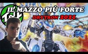 Drytron Deck Profile 2021 | Tier 1 | YuGiOh!