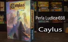 Perla Ludica 038 - Caylus