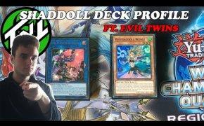 Shaddoll Deck Profile ft. Evil Twins | Sinergia assurda! | YuGiOh!