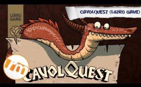 CavolQuest (libro game) - Recensioni Minute [337]
