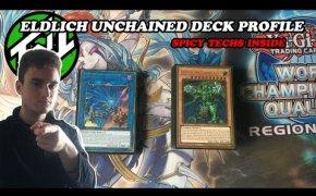 Eldlich Unchained Deck Profile | Le tech che non ti aspetti | YuGiOh!