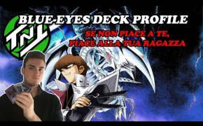 Blue-Eyes Deck Profile + Anti-Nibiru Combo | I draghi sono sexy | YuGiOh!