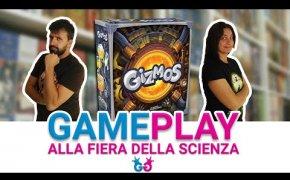 Gizmos, Partita completa al gioco di combo che ci fa costruire macchine futuristiche!