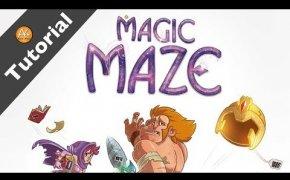Tutorial - Magic Maze