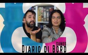 Diario di Bord...Games! 1-7 gennaio 7 giochi da tavolo giocati - Vlog #90
