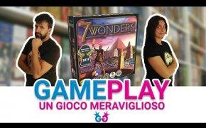 7 Wonders - Partita Completa al gioco da tavolo più premiato di sempre