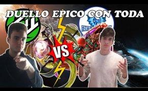 Dragon Link vs Eiza Control | Primo duello del 2021 | YuGiOh!