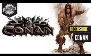 Conan - Recensione