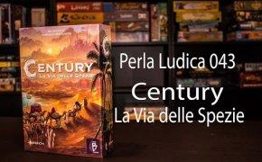 Perla Ludica 043 - Century. La Via delle Spezie