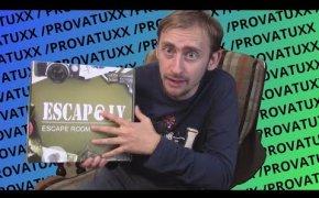 ProvaTuxx - Escapoly, l'escape room casereccia