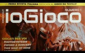 La prima rivista ITALIANA sui giochi da tavolo!