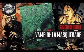 Vampiri: La Masquerade - Gioco di Ruolo