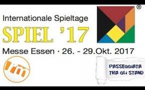 Recensioni Minute #Spiel17 [003] - Passeggiata tra gli stand (Essen 2017)