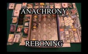Anachrony Reboxing