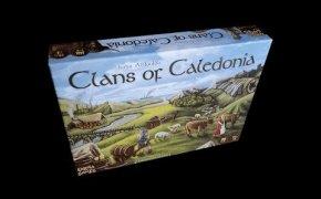 Clans of Caledonia - Componenti e setup