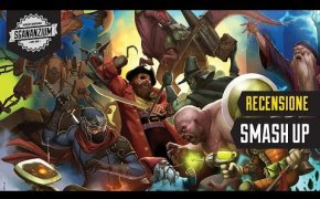 Smash Up - Recensione