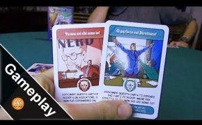 Gameplay - Orgoglio Nerd: Chi diventerà il Rinoceronte?