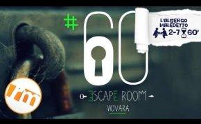 Recensioni Minute [183] - L'albergo maledetto (escape room)