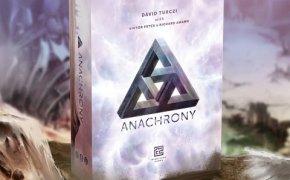 Anachrony - Componenti e Setup