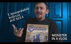 L'insospettabile bellezza dell'Alea - Monster in a Vlog 011