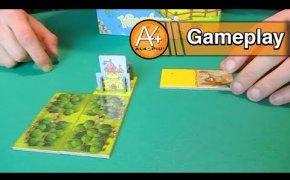 Gameplay - Chi costruirà il regno più bello su Kingdomino?
