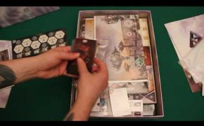 Anachrony - Unboxing