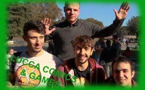 Vlog - Lucca Comics & Games 2017