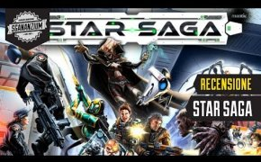 Star Saga - Recensione