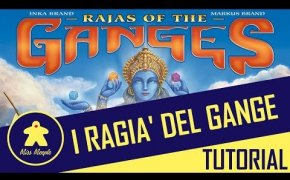 La ludoteca #46 - I Ragià del Gange Tutorial