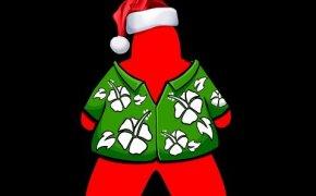 Regalo di Natale al Meeple con la camicia - Unboxing