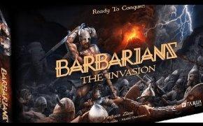 Barbarians: The Invasion - Flusso di gioco