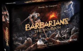 Barbarians: The invasion - Componenti e setup