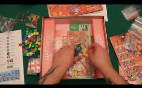 Martians: A story of civilization - unboxing