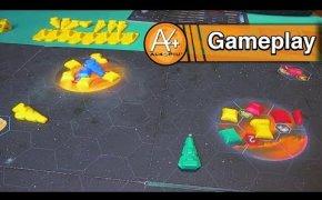 Gameplay - Alla conquista dell'universo su Parsec!