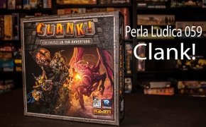 Perla Ludica 059 - Clank!