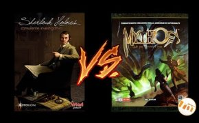 Recensioni Minute Approfondimento [002] - Sherlock Holmes vs Mythos