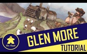 Glen More Tutorial - La ludoteca #50